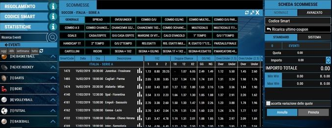 ClubGames Scommesse