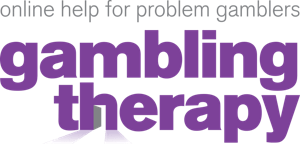 Logo Gambling Therapy